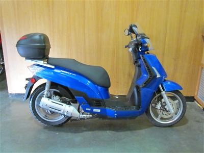 2007 Kymco PEOPLE250S, motorcycle listing