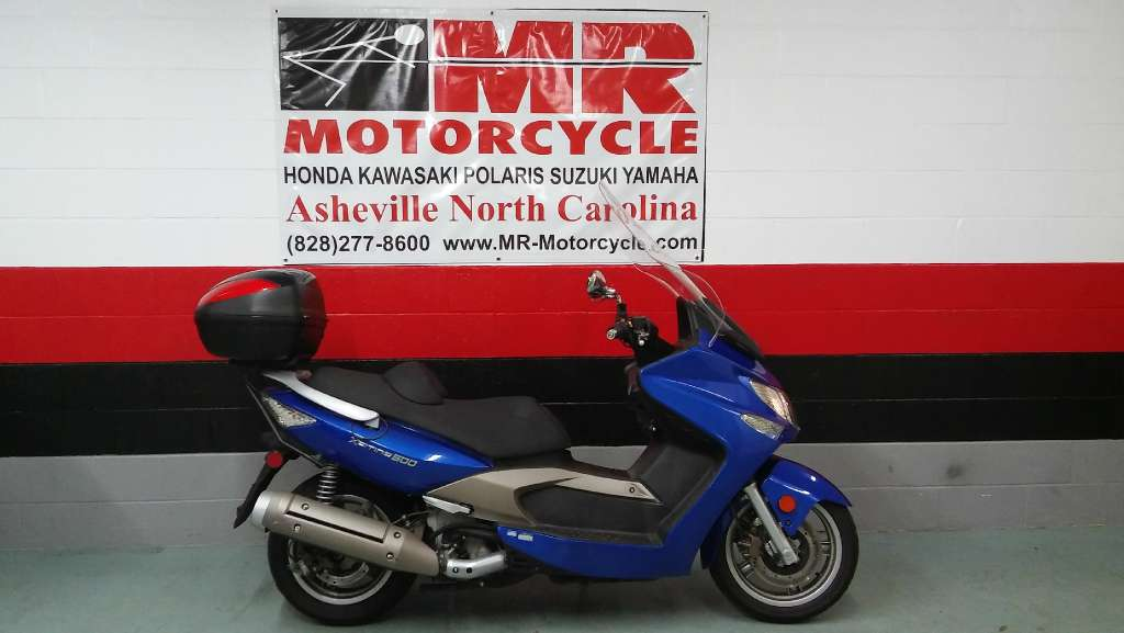 2007 Kymco Xciting 500, motorcycle listing