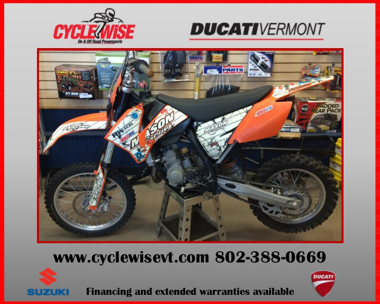 2008 KTM SX 85, motorcycle listing