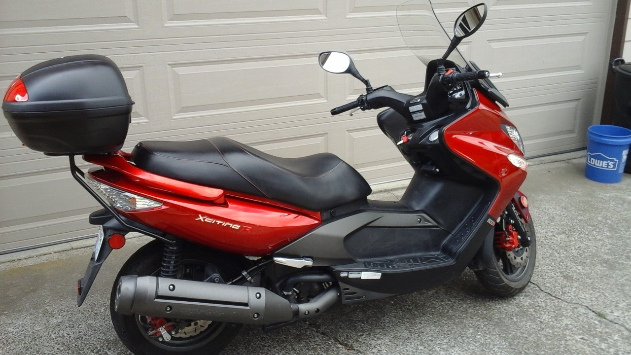 2009 Kymco Exciting , motorcycle listing