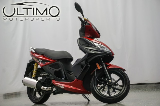 2009 Kymco Super8 150, motorcycle listing
