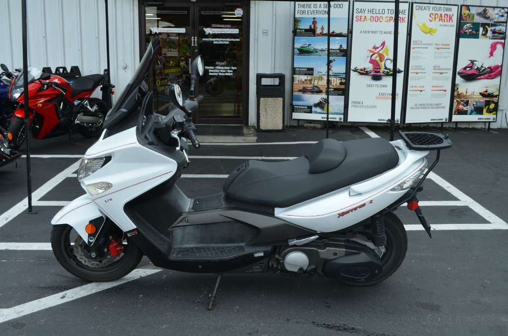 2009 Kymco Xciting 500 Ri, motorcycle listing