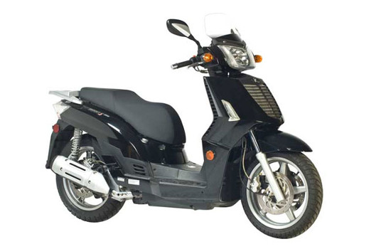 2010 Kymco People 250S, motorcycle listing