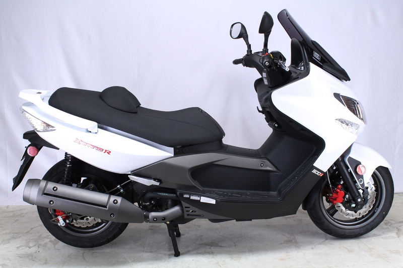 2010 Kymco Xciting 500 Ri ABS, motorcycle listing