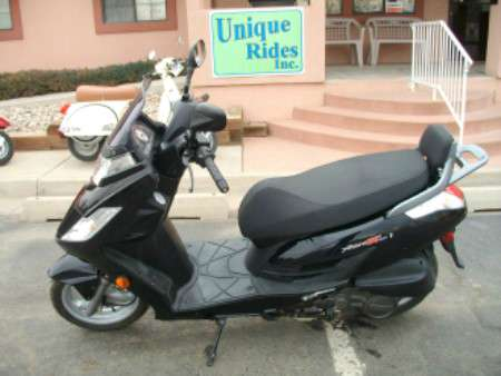 2010 Kymco Yager GT 200i, motorcycle listing