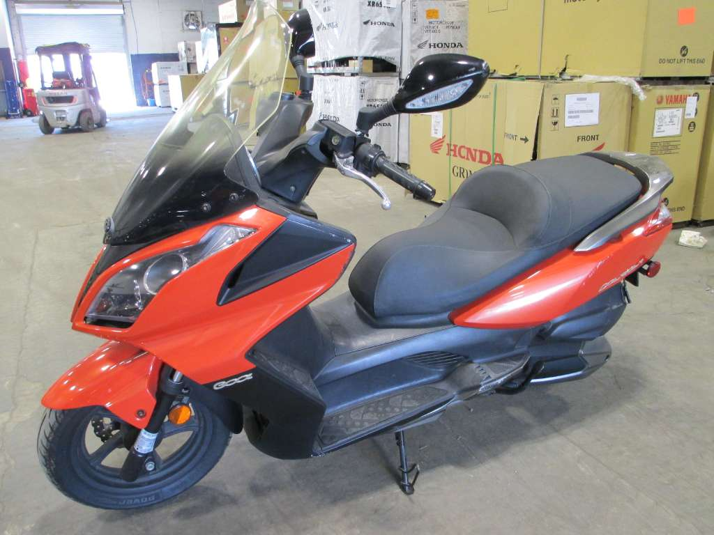 2011 Kymco Downtown 300i, motorcycle listing