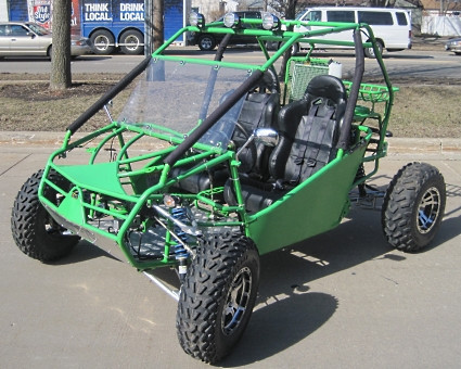 2012 Gsi 250cc Shaft Drive Power Buggy FOR SALE!, motorcycle listing