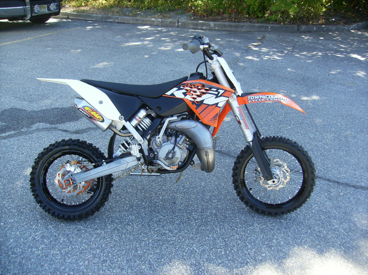 2012 KTM 65 SX, motorcycle listing