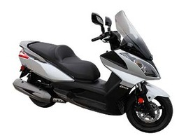 2012 Kymco Downtown 200i, motorcycle listing