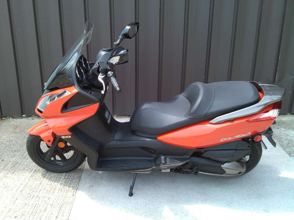 2012 Kymco Downtown 300i, motorcycle listing