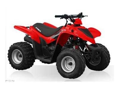 2012 Kymco Mongoose 90 R, motorcycle listing