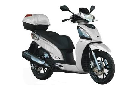2012 Kymco PEOPLE GT 200i, motorcycle listing