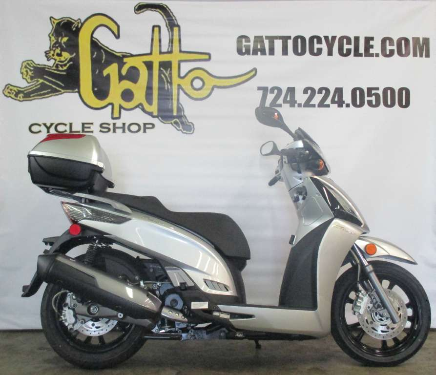 2012 Kymco People GT 300i, motorcycle listing