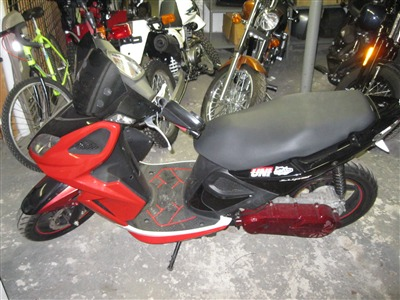 2012 Kymco SUPER150, motorcycle listing