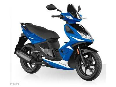 2012 Kymco Super 8 50 2T, motorcycle listing