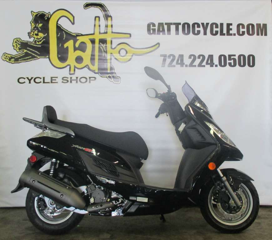 2012 Kymco Yager GT 200i, motorcycle listing