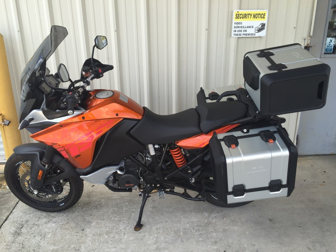 2013 KTM 1190 ADVENTURE, motorcycle listing
