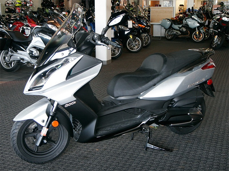 2013 Kymco 300i Downtown scooter, motorcycle listing