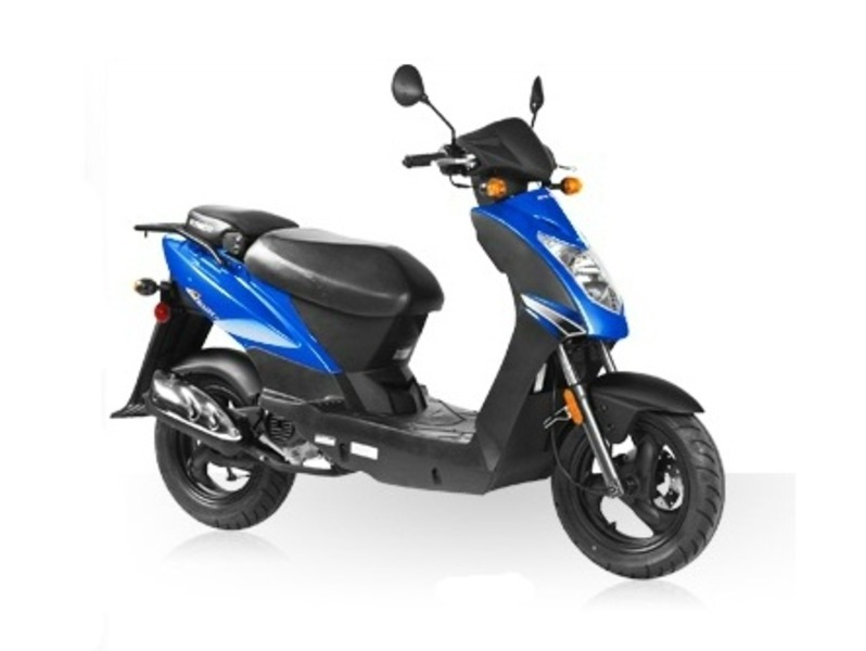 2013 Kymco Agility 125, motorcycle listing