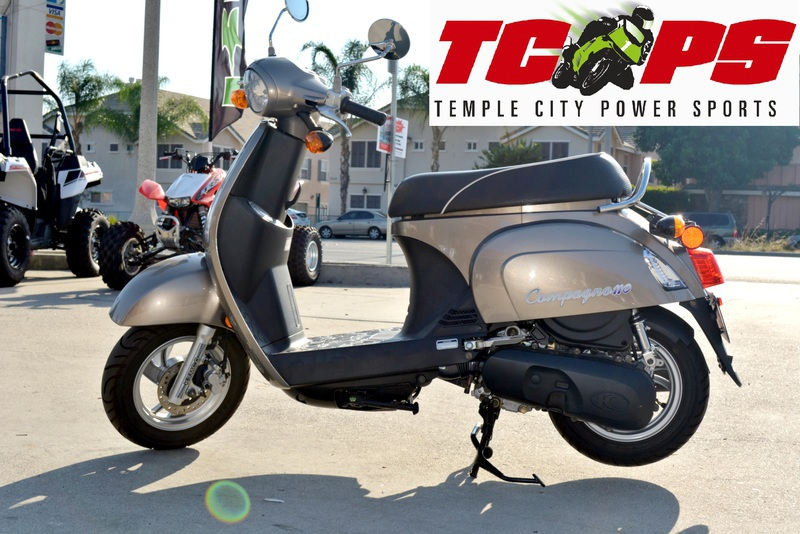 2013 Kymco Compagno 110i, motorcycle listing