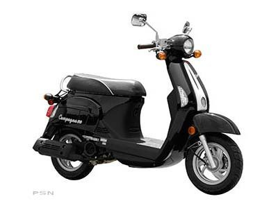 2013 Kymco Compagno 50, motorcycle listing