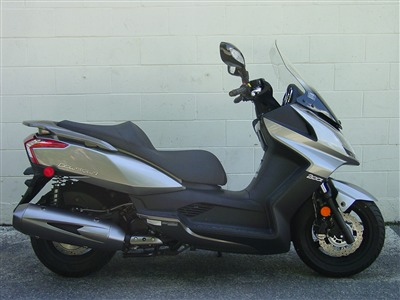 2013 Kymco DOWNTOWN2I, motorcycle listing