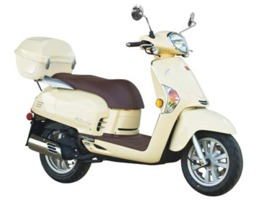 2013 Kymco Like 50 2T, motorcycle listing