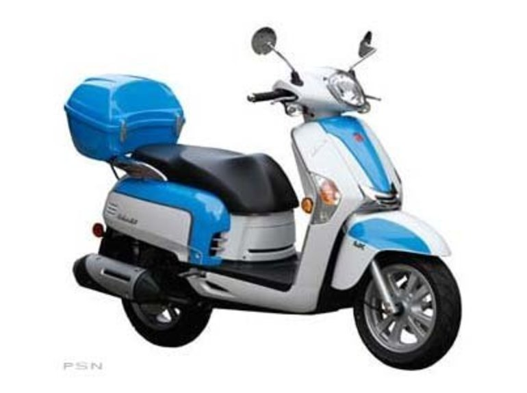 2013 Kymco Like 50 LX, motorcycle listing