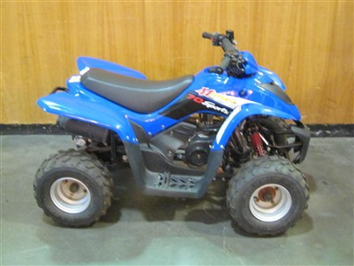 2013 Kymco MONGOOSE70, motorcycle listing