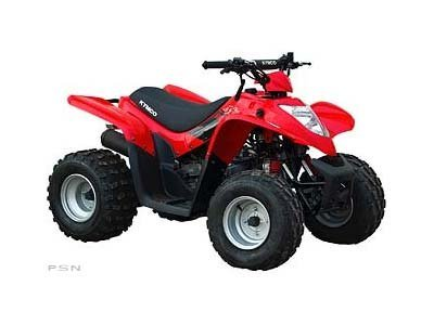 2013 Kymco Mongoose 90 R, motorcycle listing