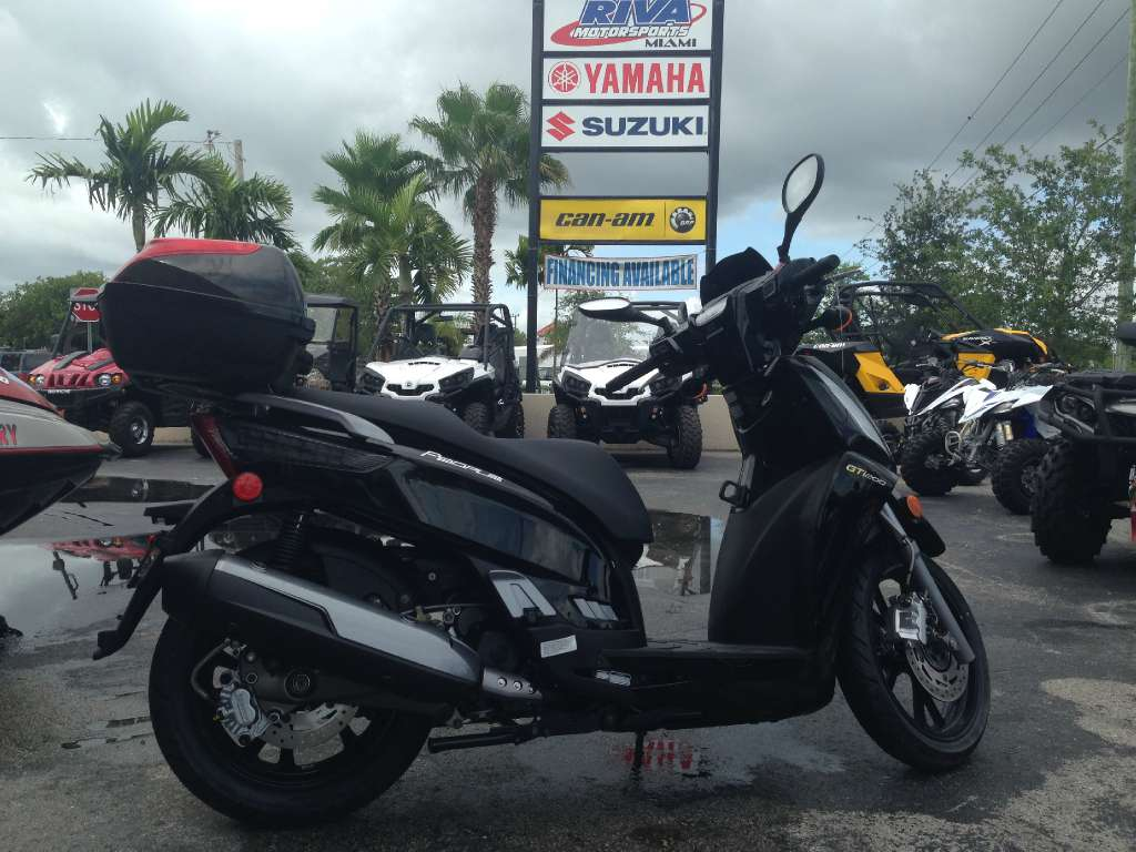 2013 Kymco People GT 200i, motorcycle listing