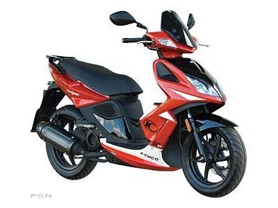 2013 Kymco SUPER 8 50, motorcycle listing