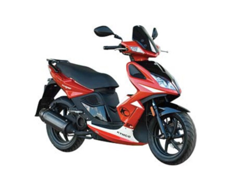 2013 Kymco Super 8 150, motorcycle listing