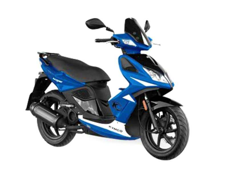 2013 Kymco Super 8 50 2T, motorcycle listing