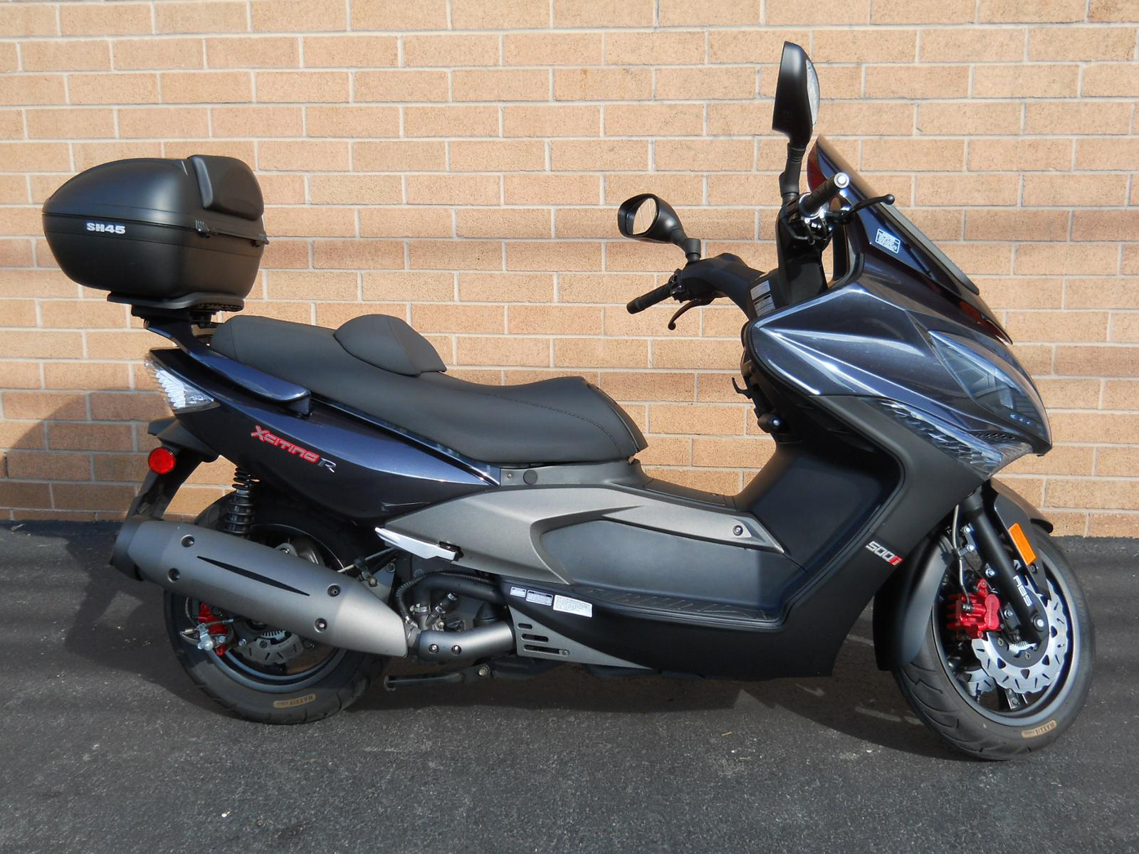2013 Kymco XCITING 500, motorcycle listing