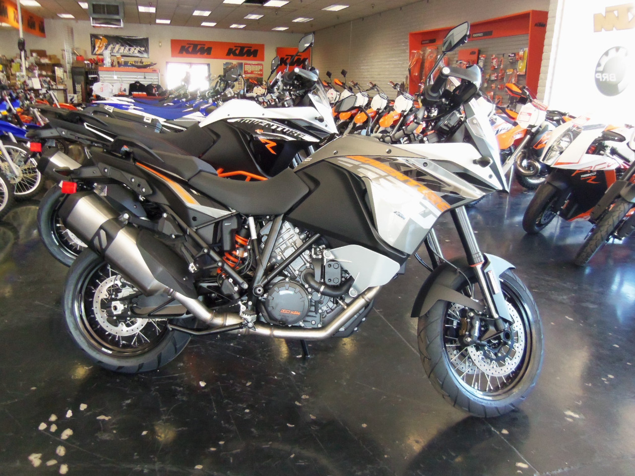 2014 KTM 1190 ADVENTURE, motorcycle listing