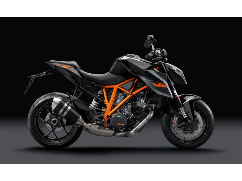 2014 KTM 1290 Super Duke R, motorcycle listing