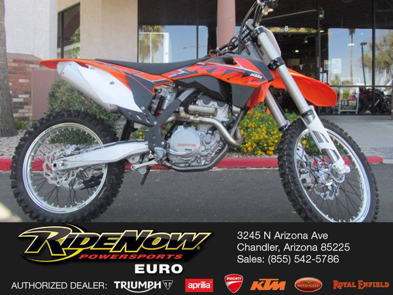 2014 KTM 350 SX-F, motorcycle listing