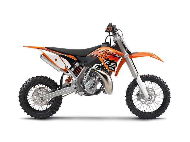 2014 KTM 65 SX, motorcycle listing