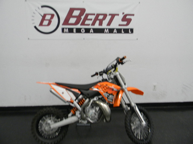 2014 KTM 65SX, motorcycle listing