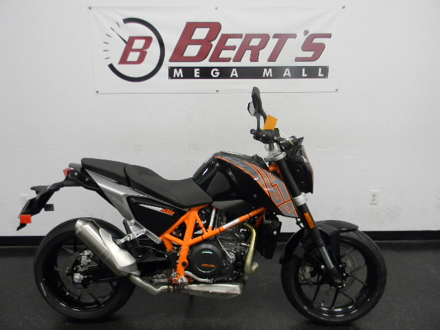 2014 KTM 690 Duke ABS, motorcycle listing