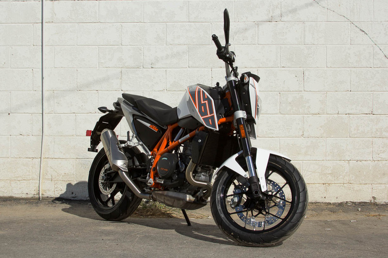 2014 KTM 690 Duke, motorcycle listing