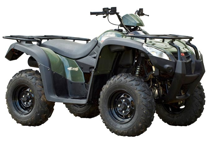 2014 Kymco 500 4X4, motorcycle listing