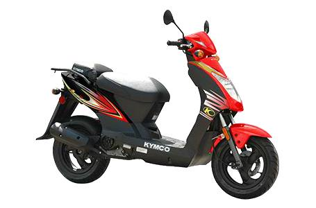 2014 Kymco AGILITY 50 4T, motorcycle listing