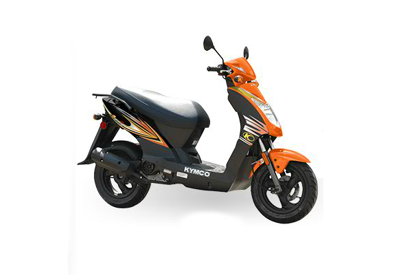 2014 Kymco AGILITY 50, motorcycle listing