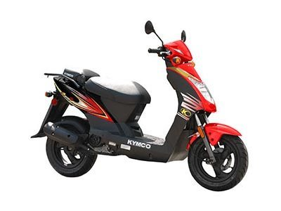 2014 Kymco Agility 125, motorcycle listing