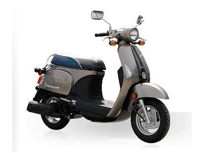 2014 Kymco Compagno 110i, motorcycle listing