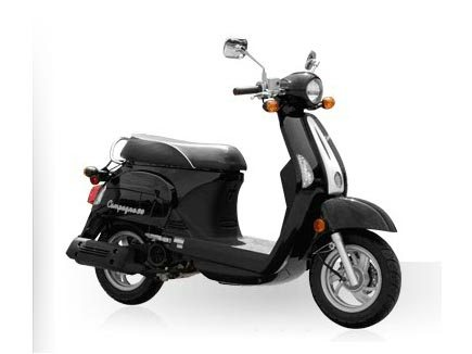 2014 Kymco Compagno 50i, motorcycle listing
