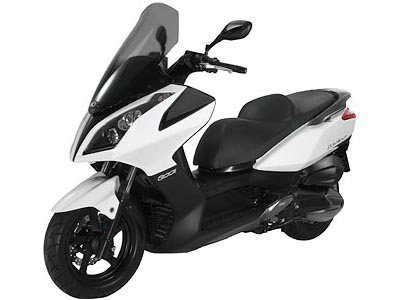 2014 Kymco Downtown 300i, motorcycle listing