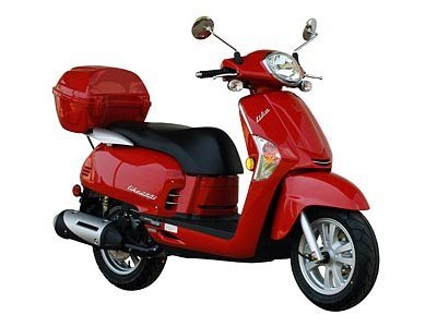 2014 Kymco Like 200i, motorcycle listing